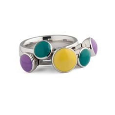 Melano Twisted Tess ring