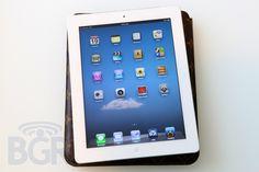 iPad's LED backlight could be source of excess heat, expert claims - BGR.com