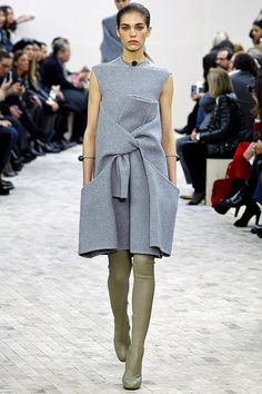 Céline Autumn/Winter 2013 Paris Fashion Week