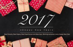 HAPPY NEW YEAR  #happynewyear #happynewyear2017
