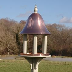 Our stunning new Bird Table- Introducing The Oriel