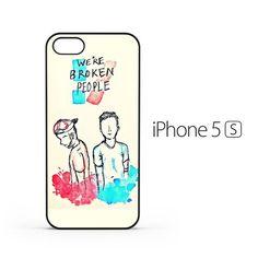 Twenty One Pilots Doodle iPhone 5 / 5s Case