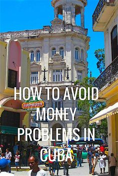 I was soon to learn that in Cuba, all the usual rules and institutions that I've ever known don't really work, and when caught in a cycle of language translation issues, it can create a whole heap of anxiety very quickly. Follow me at www.beerandcroiss...