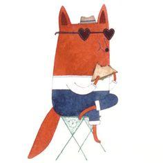 Christine Pym - Illustration    cool whimsical blog