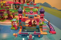 MEGA Bloks Barbie Underwater Castle - Growing Your Baby