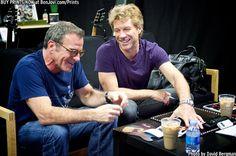 Jon and Tico. Iced coffees!! <3 June 26, 2013.