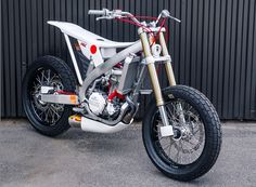 the customized 'style tracker' often raises the question whether it should be tearing through dirt tracks, or encased behind glass in a design exhibition.