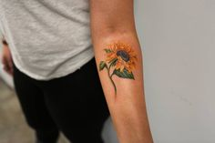 How Bang Bang Mastered Floral Tattoos - Garden Collage Magazine