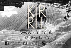 Contact us! www.kirril.co.uk