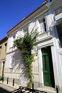 Bauhaus, Old Greek, Athens Greece, Best Sites, Neoclassical, Spanish Style, Architecture Design, Sweet Home, Live