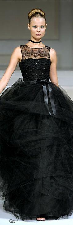 Oscar de la renta - Dress for a beautiful night