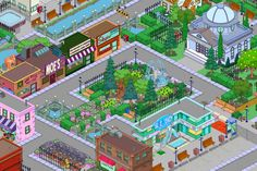 390 best simpsons tapped out layouts images layouts the simpsons rh pinterest com