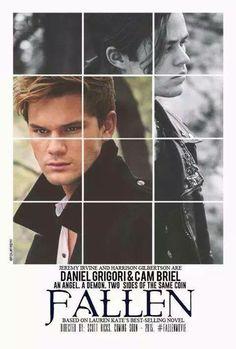 Fallen Daniel Grigori Cameron Briel