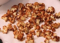 Low Carb Fried Cauliflower