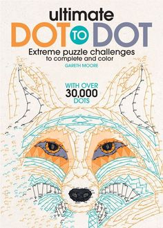Amazon.com: Ultimate Dot to Dot: Extreme Puzzle Challenge (9781438008554): Gareth Moore: Books