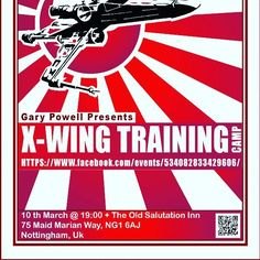 X-wing the miniatures game night at the Salutation Inn Nottingham. 10th March 19:00 5 sub free drink.  A chance to get into the game try the game and look for experienced players.  #warmongers #xwing #fantasyflightgames #boardgaming #boardgames #tabletopgamingnews #tabletop #starwars #Nottinghamboardandwargameclub #Notts #nottingham #ng1 #nottinghamevents #chimera
