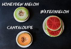 You can make a cake with, pretty much, only whole clean ingredients!!! growing_jane-melon_cake-5951