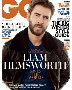 NEW Liam Hemsworth on the cover of GQ Australia Magazine (June 2016)! Source: HemsworthFrance (Twitter)  #LiamHemsworth #GQ #Australia #Magazine #June #2016 #hot #IndependenceDay #TheHungerGames #Mockingjay #MockingjayPart2 #Gale #GaleHawthorne #Miam by katnisseverdeen14 http://www.australiaunwrapped.com/ #AustraliaUnwrapped