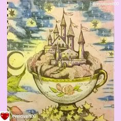 Repost from - Artist Book: Ticket to Dreams # - Adult Coloring, Coloring Books, Photo And Video, Art Art, Ticket, Instagram Posts, Inspire, Painting, Dreams