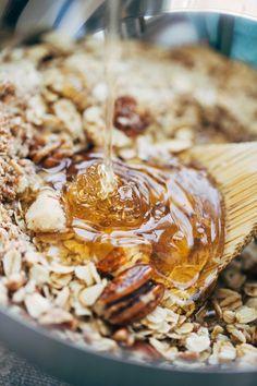 Coconut Oil Apple Crisp
