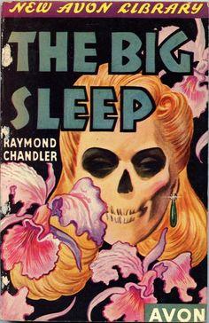 The Big Sleep, Raymond Chandler, Avon 38 1944