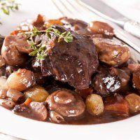Bœuf bourguignon au lard fumé - Cuisine et Vins de France