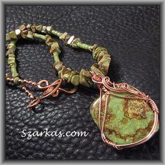 Necklaces ~ Wire Art
