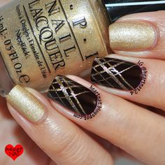 OPI I Sing in Color & MoYou London Pro 02 XL - heartNAT