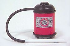 Dollhouse Miniature Shop Vac Vacuum Red Garage Legacy Minis 1:12 Scale