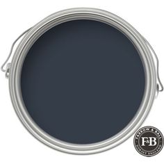 Farrow & Ball Modern No.30 Hague Blue - Emulsion Paint - 2.5L