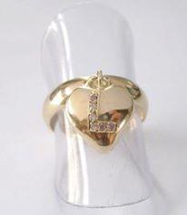 Anel em Ouro amarelo e Brilhantes - AP0177 * peças em ouro somente por encomenda.