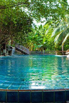 An Lam Retreats Saigon River - Ho Chi Minh City, Vietnam