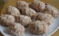 gołąbki bez zawijania Muffin, Meals, Breakfast, Ethnic Recipes, Meat, Morning Coffee, Meal, Muffins, Cupcakes