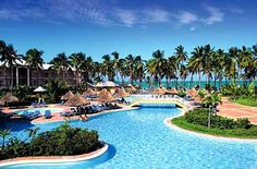 Punta Cana, Domincan Republic ... vacation spot for this summer, possibly?