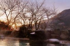 A walk around Gero Onsen