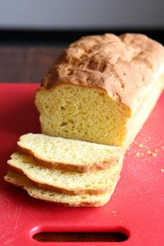 Want an easy gluten-free sandwich bread recipe? This one's the best! It makes a soft loaf of bread that's better than Udi's!