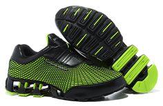 New Adidas Porsche Design Bounce VI Running Shoes Green Black Large Discount