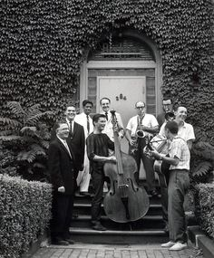 Berklee College of Music Archives Stan Getz, Berklee College Of Music, Bass, Ted, Archive, History, Historia, Lowes, Double Bass