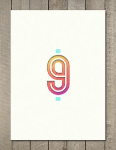 My lucky number :) Number 9, Lucky Number, Magic Number, Just You And Me, Human Art, Letters And Numbers, Numerology, Lululemon Logo, Feel Good