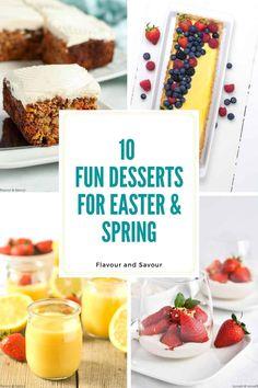Small Desserts, Mini Desserts, Gluten Free Desserts, Dessert Recipes, Lemon Curd Tart, Paleo Carrot Cake, Baking With Almond Flour, Healthy Chocolate, Desert Recipes