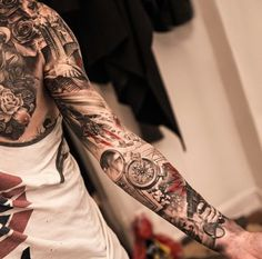 Tattoos unknown artist