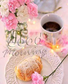 No Pin Limits, Morning, Noon, or Night! Coffee Love, Coffee Art, Coffee Break, Coffee Cups, Good Morning Coffee Gif, Good Morning Good Night, Pause Café, Breakfast Tea, Good Morning Greetings