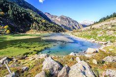 Lac de Suyen, Hautes-Pyrénées