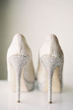 22be9ddfaa9b Featured Photography  Caroline Tran Photography  Wedding shoes idea. Wedding  Shoes Bride