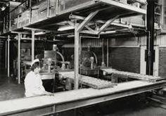 Afbeeldingsresultaat voor lopende band in een fabriek