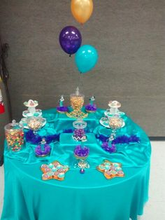 Creations by Charisma Candy Table