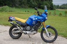Yamaha xtz 750 super tenere R2 51kW