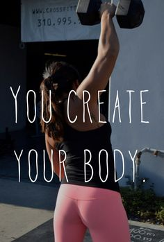 Strong is the new skinny. #fitspiration #motivation