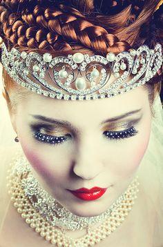 5e26c96d1b2 braids Princess Makeup, Queen Makeup, Princess Tiara, Mermaid Princess, Ana  Rosa,