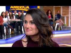 """Idina Menzel Interview on Beaches Remake - WATCH VIDEO HERE -> http://philippinesonline.info/entertainment/idina-menzel-interview-on-beaches-remake/   Idina Menzel Dishes on the Upcoming 'Beaches' Remake 